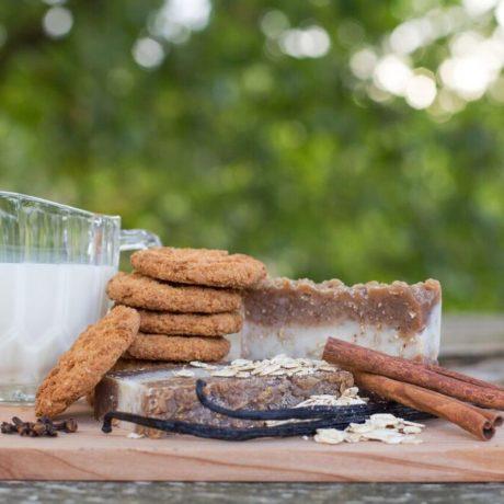 Oatmeal Cookie Body Bar