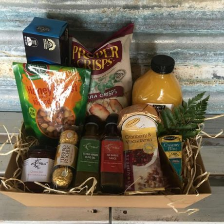 Unwrapped Gourmet Hamper