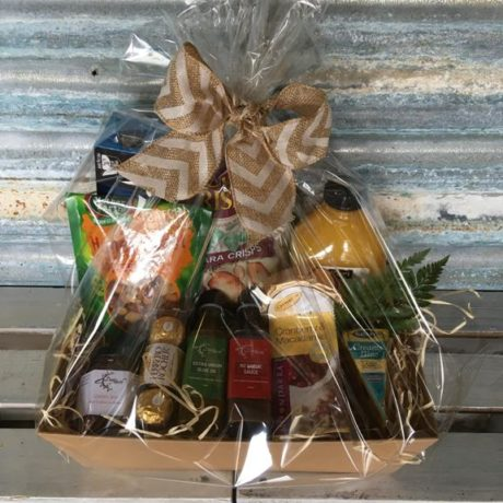 Wrapped GOurmet Hamper