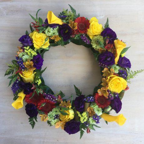 Floral wreath 2