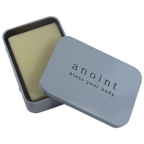 Anoint_Body_Lotion Bar Storage Tin_Open